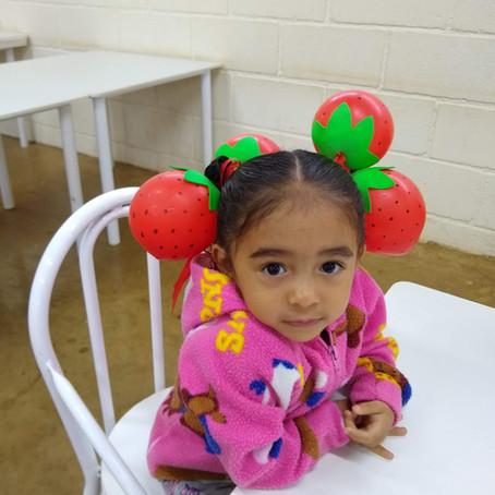 Semana da criança no CEDUC do Shopping Park