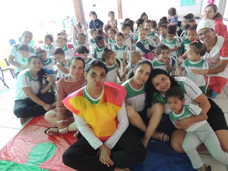 Semana da Educação Infantil no CEDUC Canaã