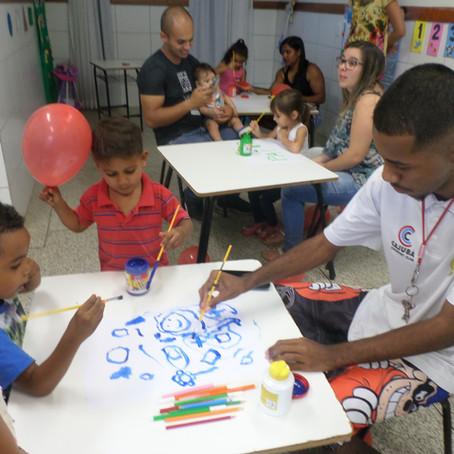Comemorações no CEDUC José de Souza Prado