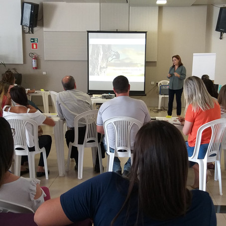 Treinamento da liderança de saúde da Missão Sal da Terra