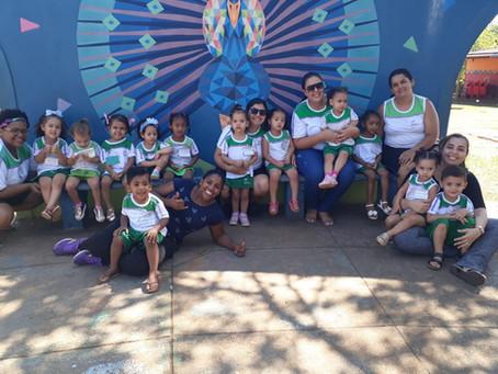 Alegria da Criançada no CEDUC Morumbi