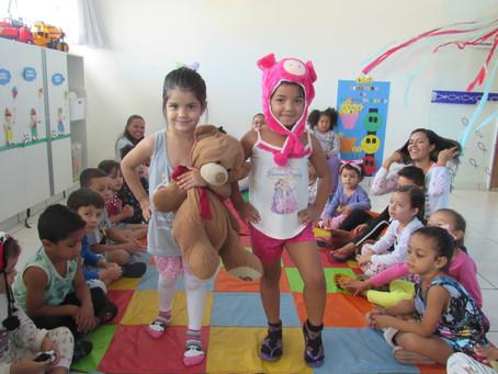 Volta as aulas no Centro Educacional São Jorge