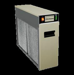 Электронный фильтр. Воздушное отопление