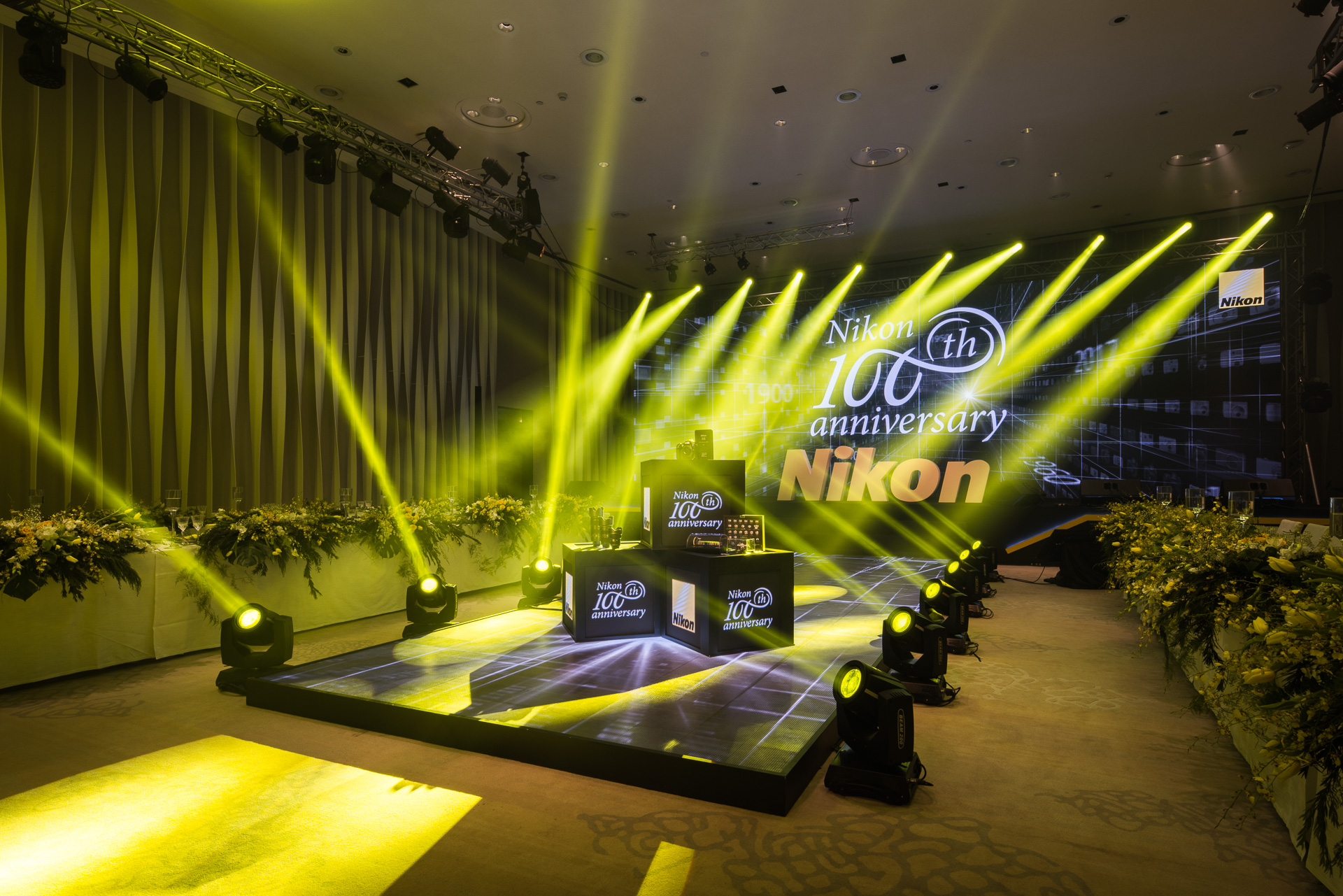 Nikon 100th Anniversary Cerebration
