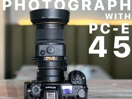 PC-E 45mm กับการถ่ายสถาปัตยกรรม