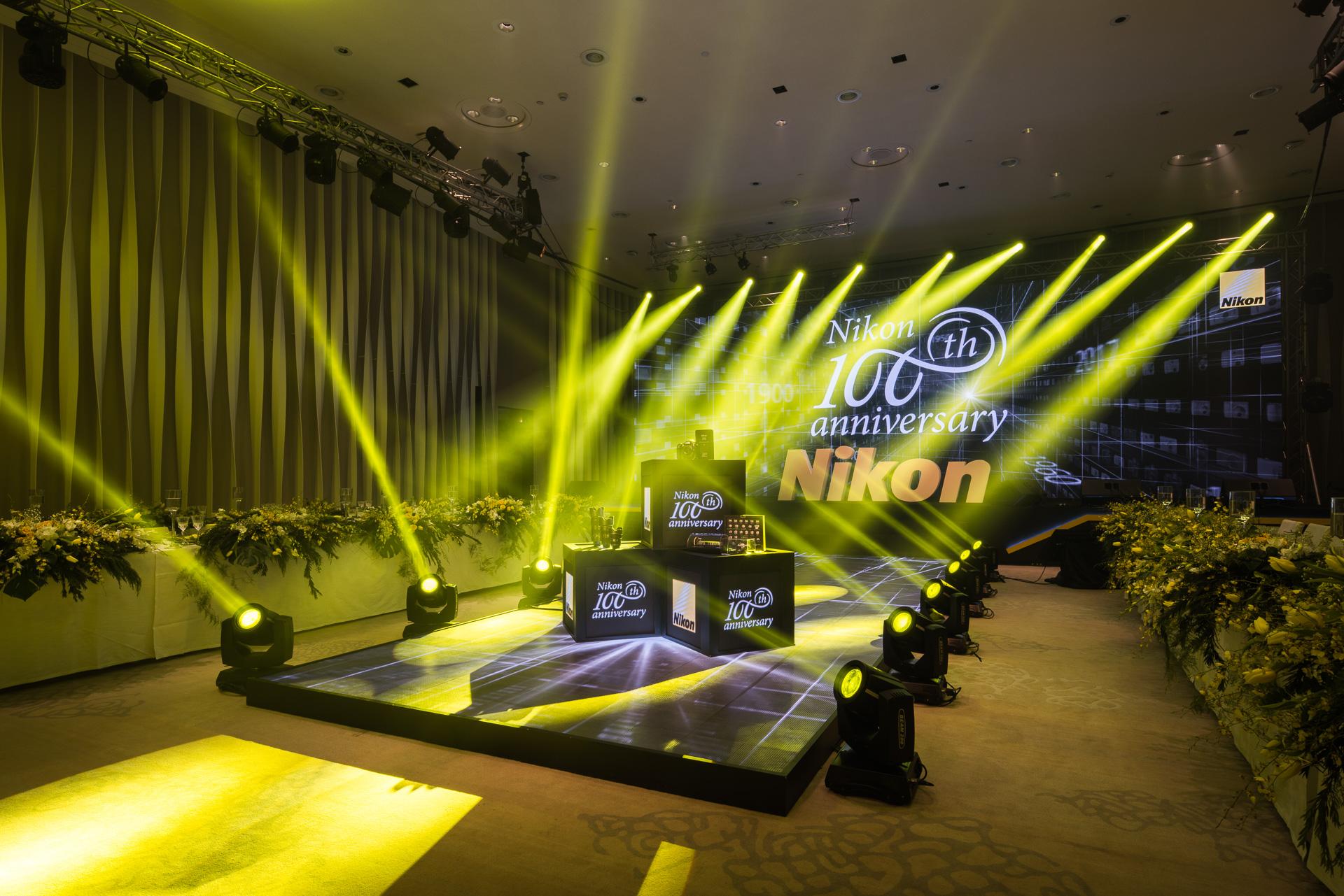 Nikon 100th Anniversary Cerebration (TH)