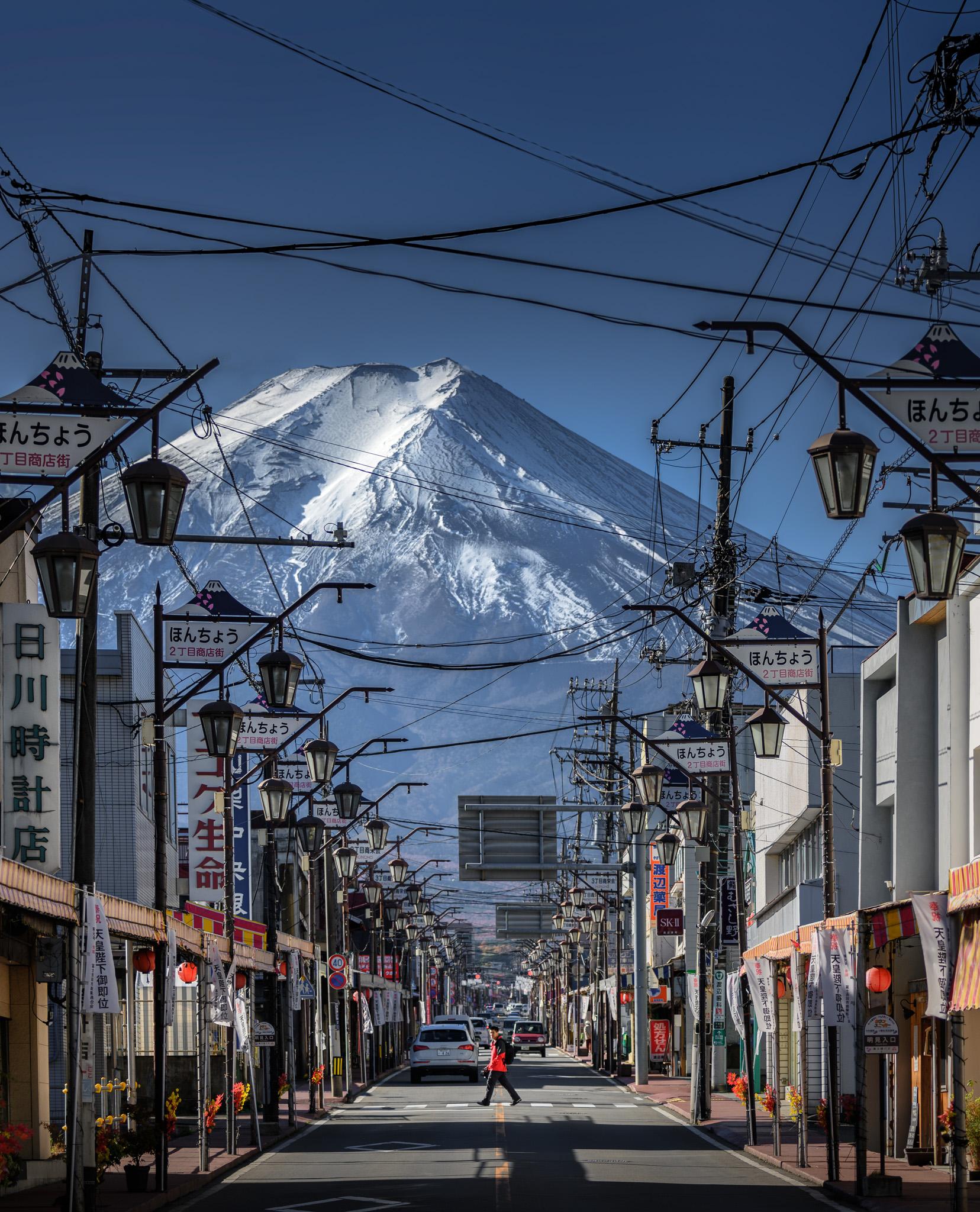 Janpan Mt.Fuji 2019