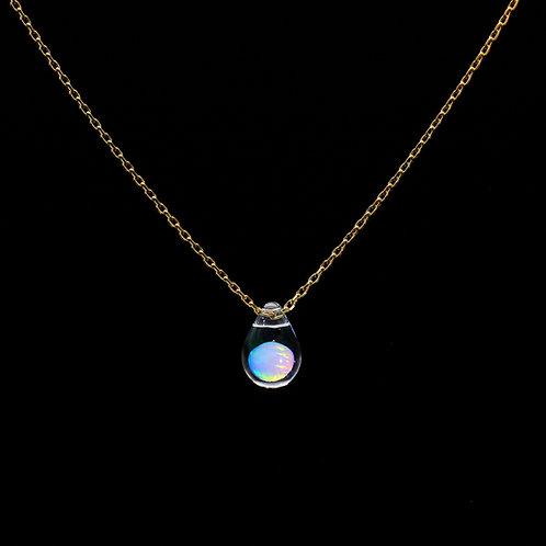 SENTE OPAL 6mm Drop Necklace K18