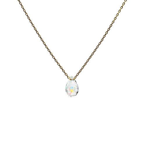 PIRI Drop Necklace K10YG