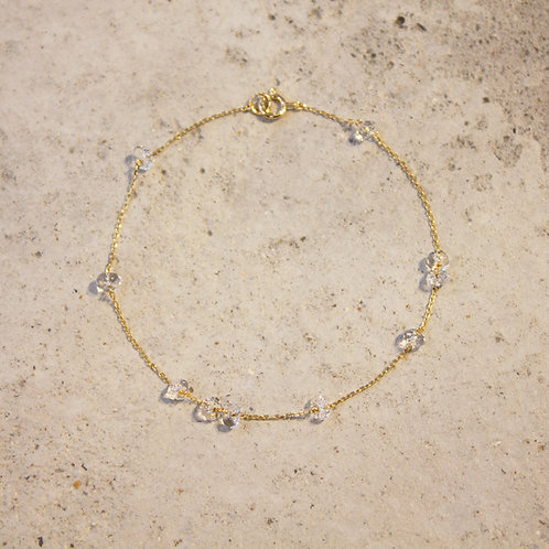 LUMIEF Loop Bracelet K10YG