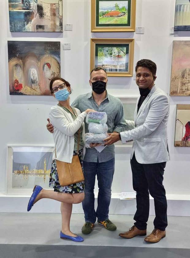 WORLD ART DUBAI- 2021