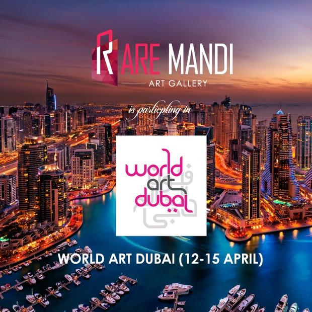 WORLD ART DUBAI-2017
