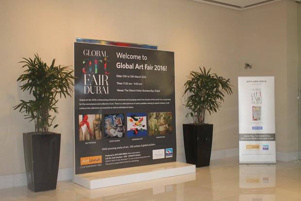 GLOBAL ART FAIR-DUBAI