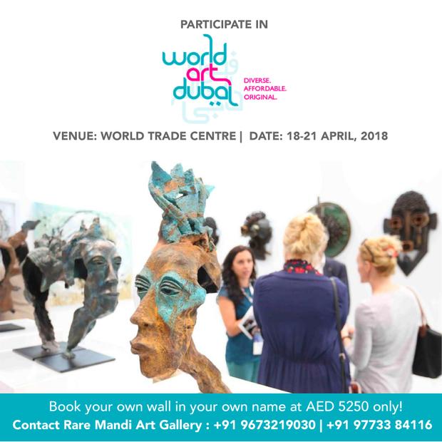 WORLD ART DUBAI-2018