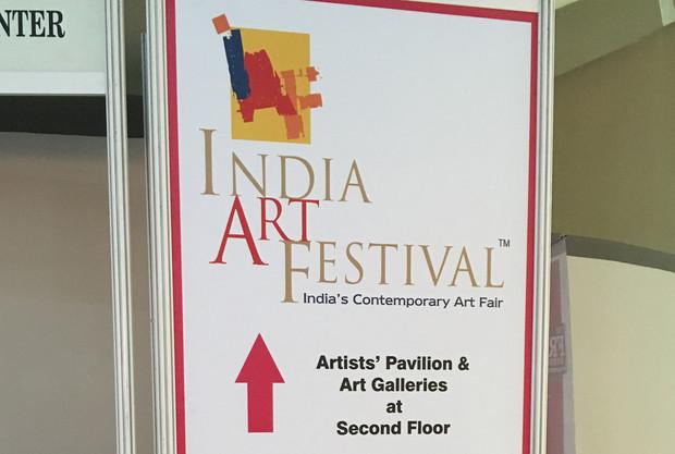 INDIA ART FESTIVAL - 2016