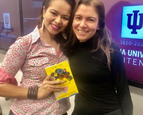 Entrevista com Marta Batalha