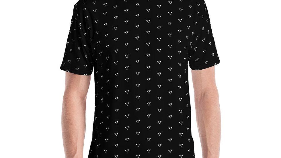 """Monkey """"Trachten"""" Shirt"""