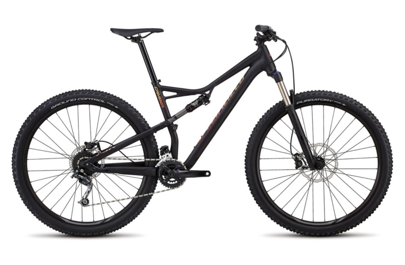 2018 Camber 29 Alloy Mountain Bike