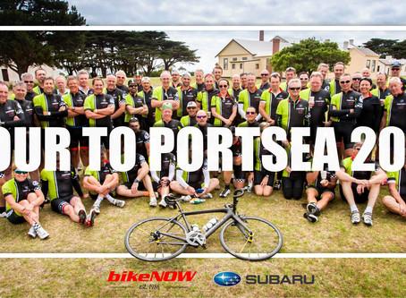 Tour to Portsea 2017