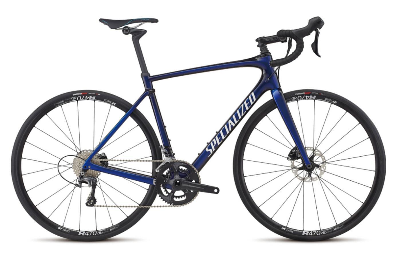 2017 Roubaix Comp Carbon Road Bike