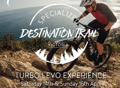 DESTINATION TRAIL – VICTORIA – LEVO EXPERIENCE