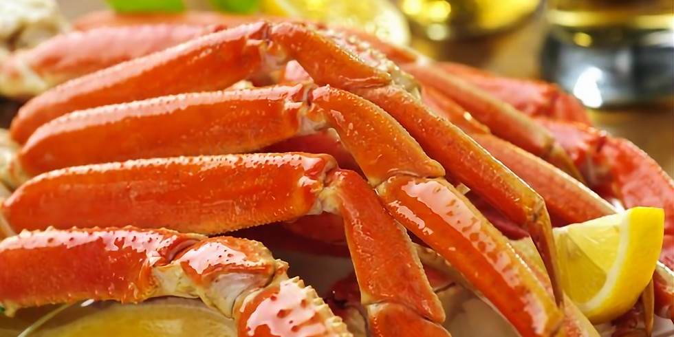 All-You-Can-Eat Crab Legs, Shrimp, Pizza, and Wings