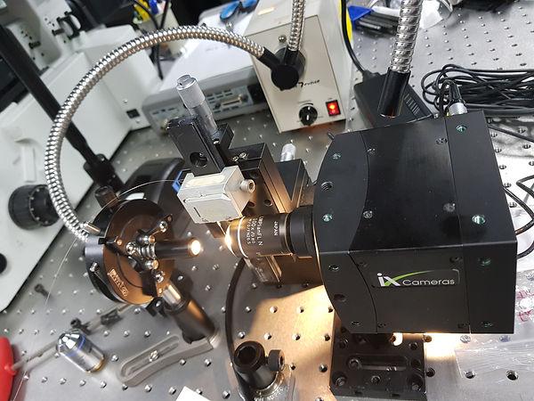 고속카메라 i-Speed 2 Optical Table
