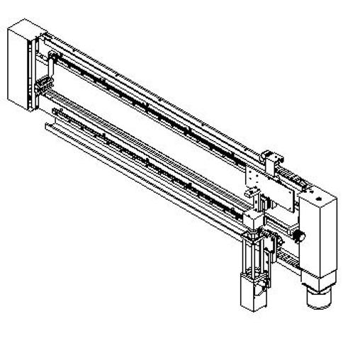투과 컬러 모니터링 시스템