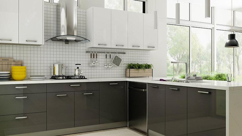 Kz Kitchen Cabinet Stone Laminate Hardwood San