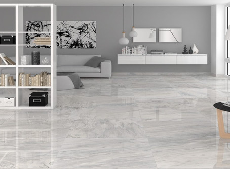 The Strength of Porcelain Tiles