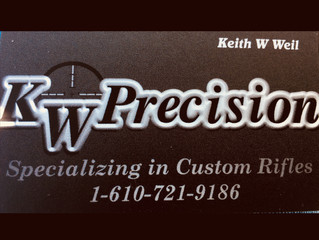KW Precision partners with USA F-Class 2021