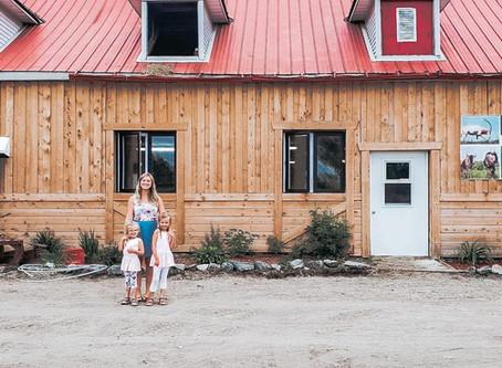 Sortie en famille au Ranch Dupont