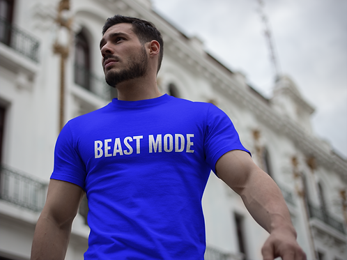BEAST MODE FITTED MEN