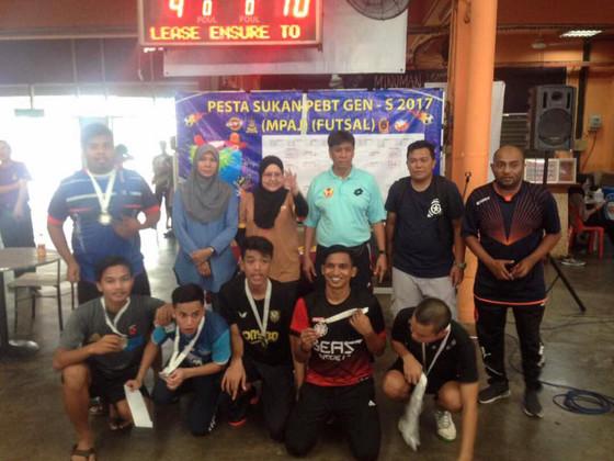 Pesta Sukan Gen-S Futsal MBPJ 2017