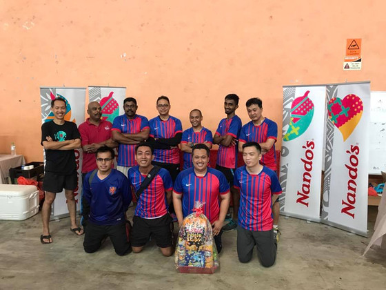 Nandos Futsal Tournament 2017