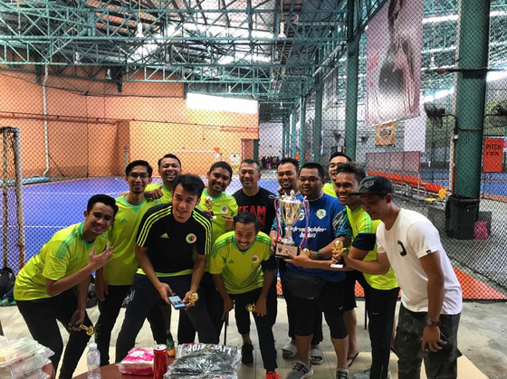 Ducati Futsal Tournament 2017