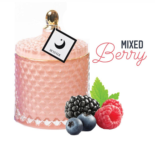 Mixed Berry | Soy Candle