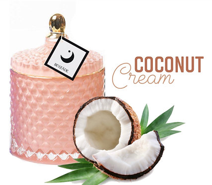 Coconut Cream | Soy Candle