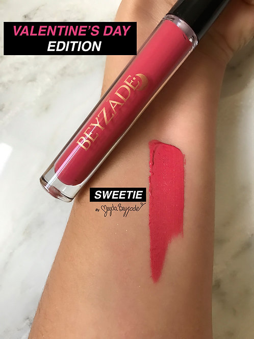 SWEETIE | Liquid To Matte Lipstick