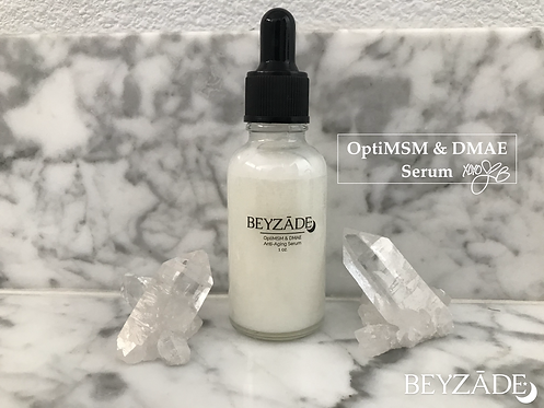 DMAE & OptiMSM Facial | Serum