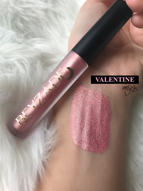 VALENTINE | Metallic Lipstick