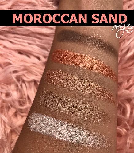 MOROCCAN SAND | Eyeshadow Palette