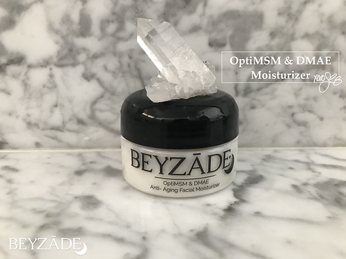 DMAE & OptiMSM Organic Facial | Cream