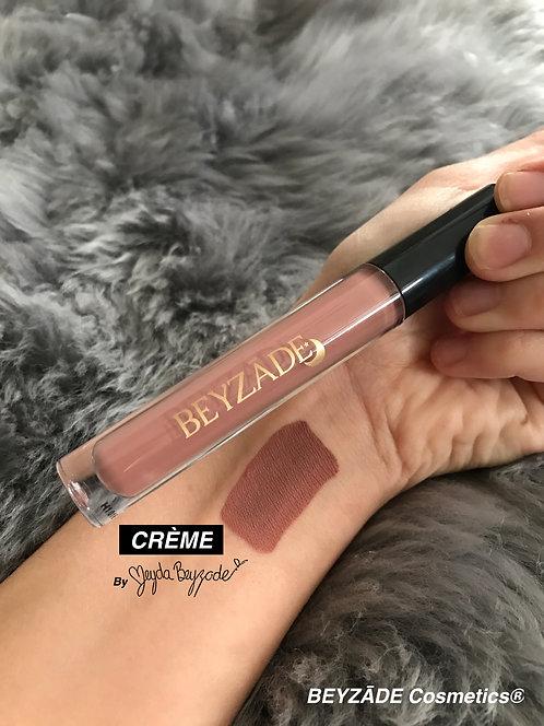 CRÈME | Liquid To Matte Lipstick