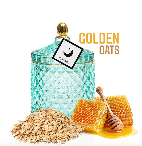 Golden Oats | Soy Candle