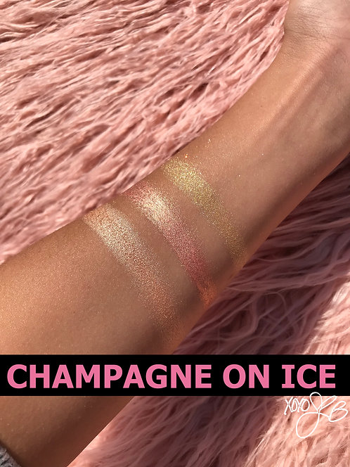 CHAMPAGNE ON ICE | Beach Babies Set