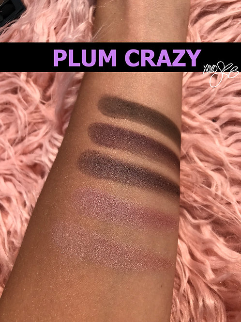 PLUM CRAZY | Eyeshadow Palette