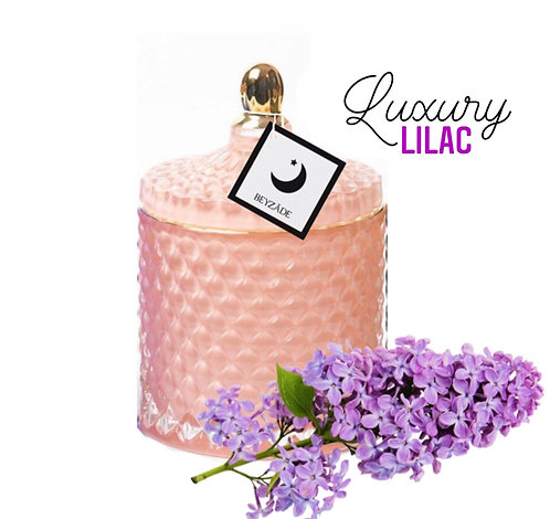Luxury Lilac | Soy Candle