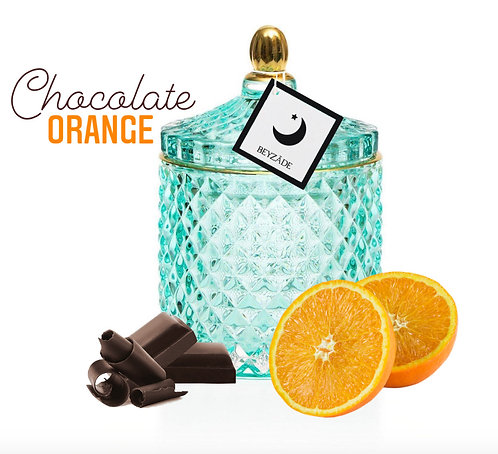 Chocolate Orange | Soy Candle