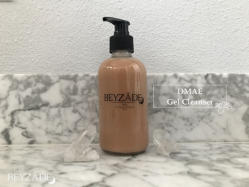 DMAE Organic Gel Facial | Cleanser 8oz